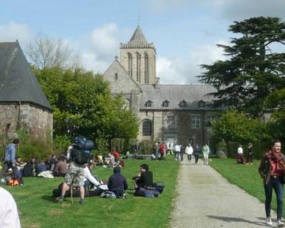 5. Temps de partage à l'abbaye de la Lucerne