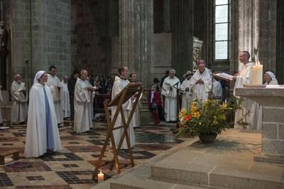 12 Professions perpétuelles sr Anne et fr Jean-Gabriel