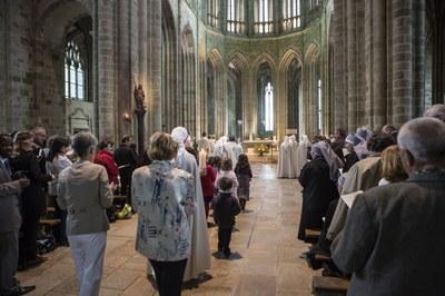 13 Professions perpétuelles sr Anne et fr Jean-Gabriel