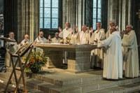 14 Professions perpétuelles sr Anne et fr Jean-Gabriel