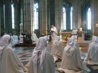 2 Professions perpétuelles sr Anne et fr Jean-Gabriel
