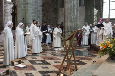 4 Professions perpétuelles sr Anne et fr Jean-Gabriel