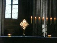 11.Exposition du Saint Sacrement sur le grand autel
